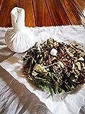 Thai Herbal Compress Ball 100% Natural Herbs Aroma
