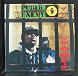 Public Enemy - It Takes A Nation Of Millions To Hold Us Back - Lp Vinyl Record