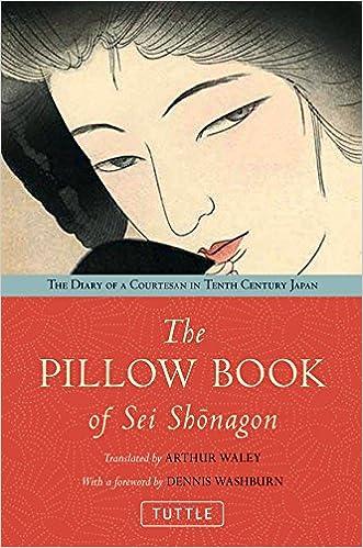 THE PILLOW BOOK OF SEI SHONAGON PDF DOWNLOAD