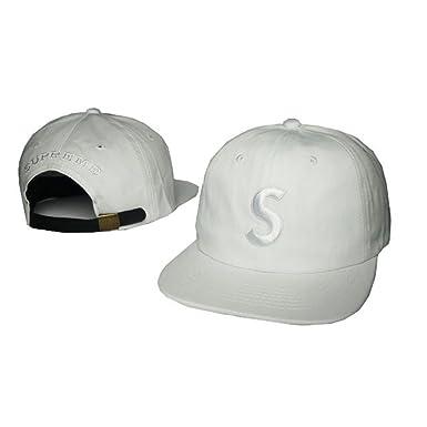 438a112a4d6 Motuoruola-PP Unisex Adjustable Fashion Leisure Baseball Hat Supreme  Snapback Dual Colour Cap  Amazon.co.uk  Clothing