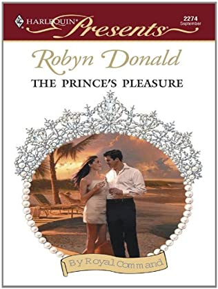 book cover of The Prince\'s Pleasure