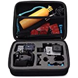 SHINEDA Medium Water Resistant Case for GoPro Hero 4, Hero 3, Hero 3+ Camera & Accessories