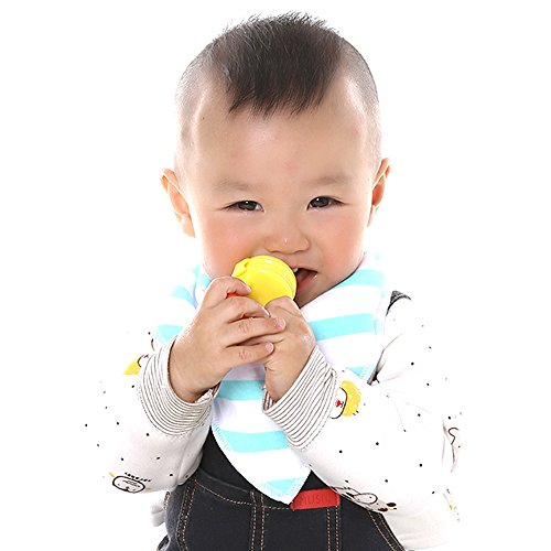 Baby Food Feeder Teether(2Pcs), BESTWIN Infant Fruit