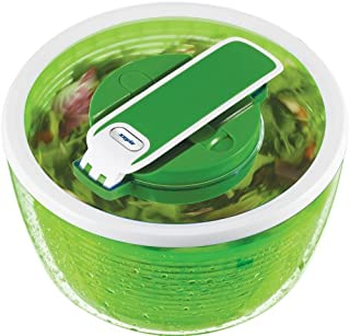 ZYLISS Smart Touch Salad Spinner, Green (B0018I8P64) | Amazon price tracker / tracking, Amazon price history charts, Amazon price watches, Amazon price drop alerts