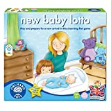 New Baby Lotto Board Game