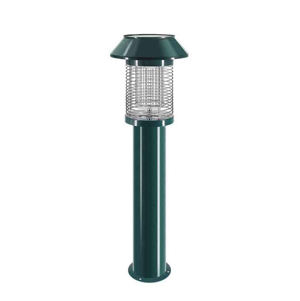 太陽エネルギー丸みを帯びた蚊ランプ蚊帳屋外庭防水昆虫殺害ランプ、86 cm B07PK9SZG8