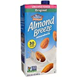 Blue Diamond Almond Breeze - Unsweetened Original - 32 oz