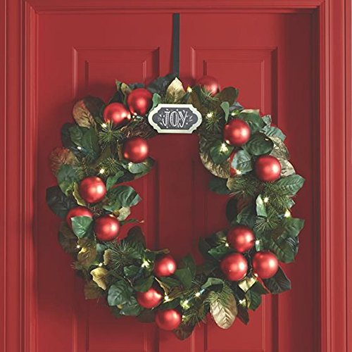 Martha Stewart Living Framed Chalkboard Wreath Hanger