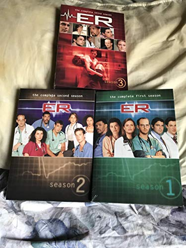 Price comparison product image Er:Complete Seasons 1-3