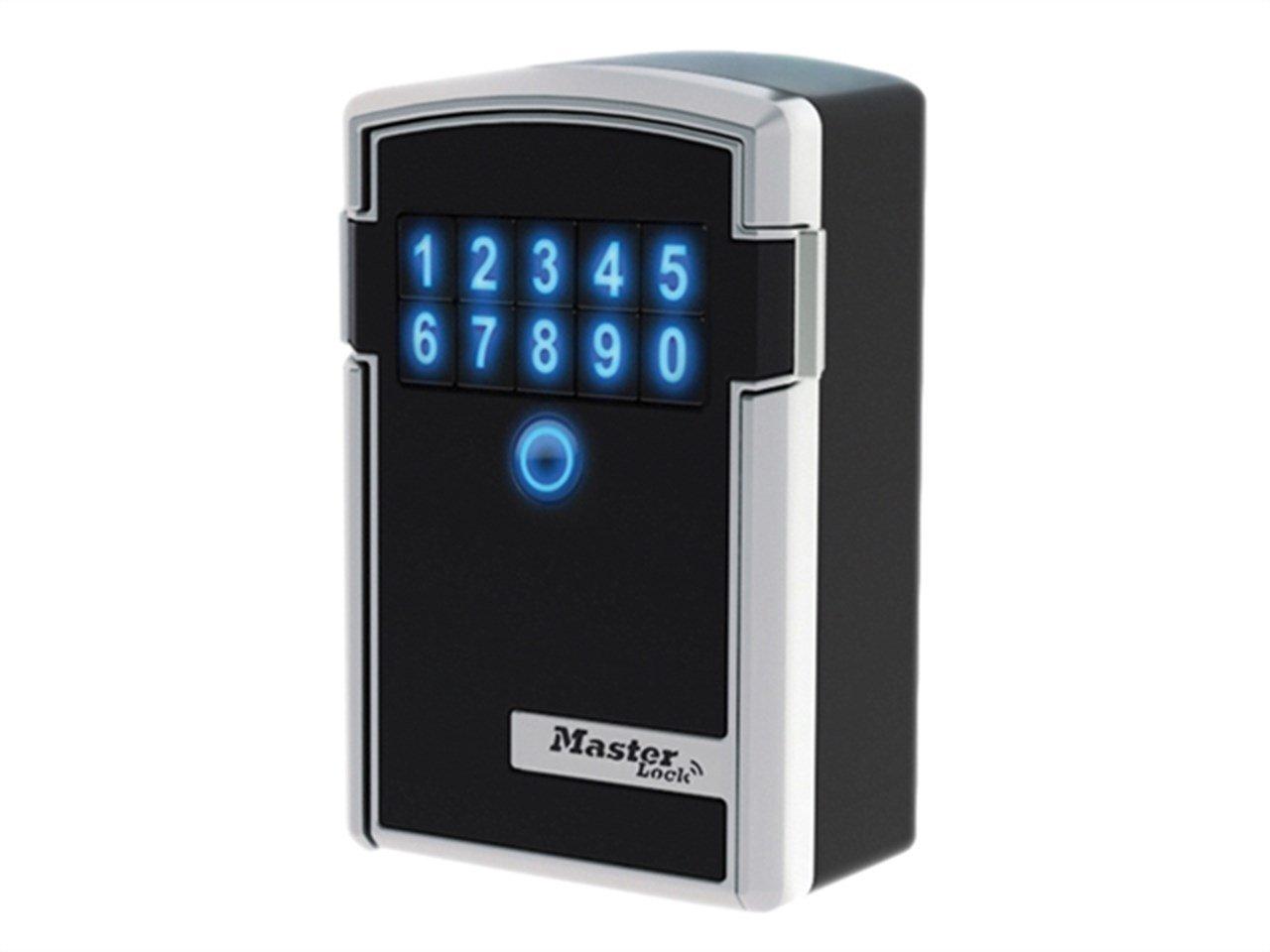 Master Lock 5441EURD  SELECT ACCESS SMART El almacenamiento seguro e inteligente para sus llaves, color negro