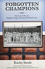 This is an amazingly informative historical perspective on the faces, issues, triumphs, and challenges in how the game was played in 1951 when BYU legends Mel Hutchins and Roland Minson led the Cougars to a remarkable but often forgotten NIT ...