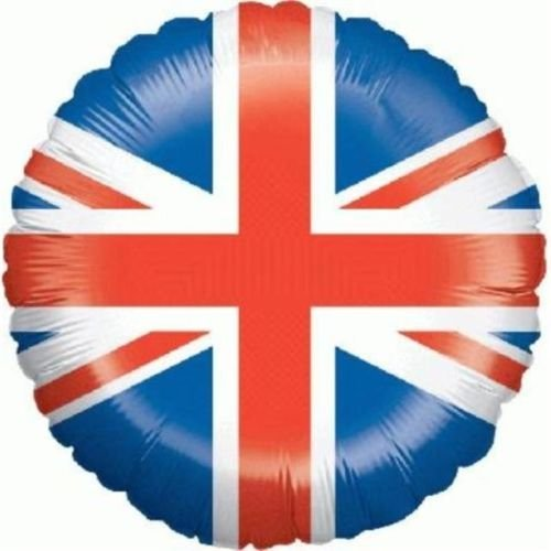 London Be Royal Union Jack/Great Britain 18