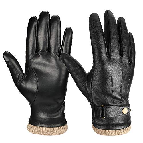 Luxury Mens Nappa Leather