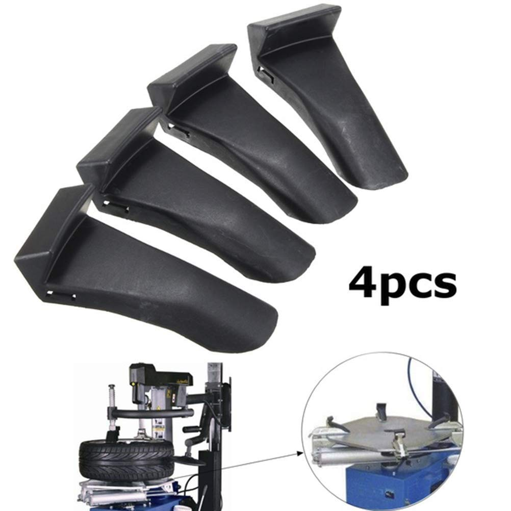 FireAngels 4Pcs//Set Tyre Changer Wheel Protection Rim Guards Clamping Jaw Protector Clamp Guards Inserts Jaw Clamp Cover