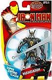 Iron Man Armored Adventures Animated Action Figure Mandarin