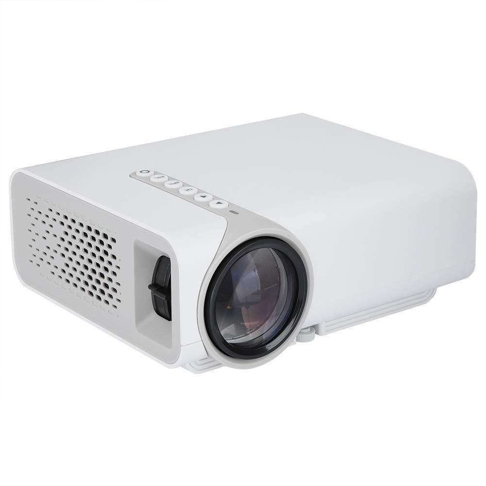 ホームシアター Mugast 1080P IMAX大画面 ホームLEDプロジェクター 1920 * 1080 高精細 台形補正 HDMI ミニ ホーム オフィス コンピュータビデオ同期 ミニプロジェクター対応 B07SFTYC6Z