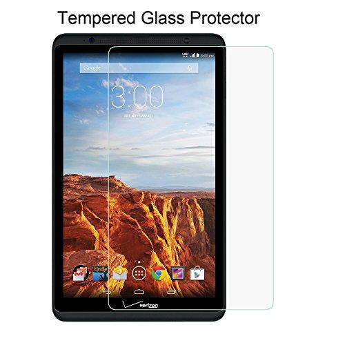 ACdream Verizon Ellipsis 8 Screen Protector, Premium Tempered Glass Screen Protector for Verizon Ellipsis 8 4G LTE Tablet, Ultra Clear Screen Protector