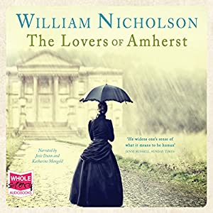 The Lovers of Amherst Audiobook