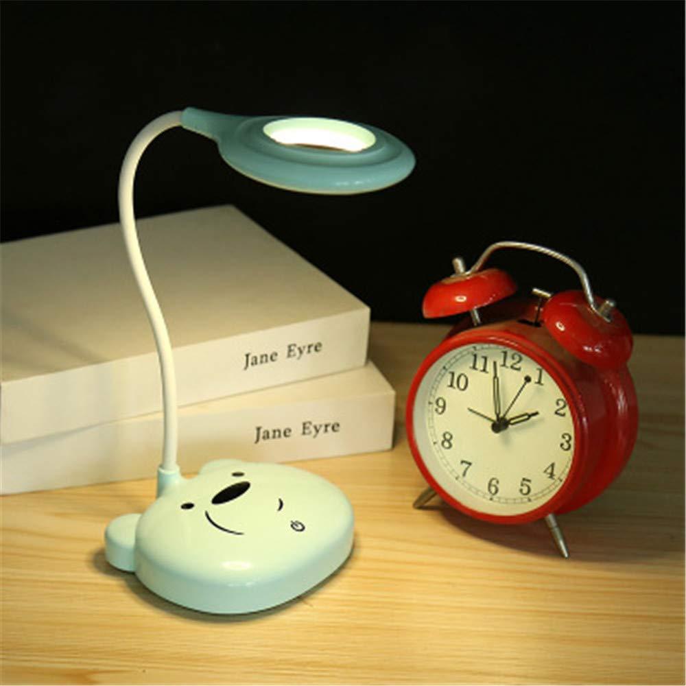 Lámpara de escritorio LED, para cuidado de ojos, libro de lectura ...