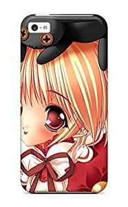Snap-on Case Designed For Iphone 5c- Anime Girls 46