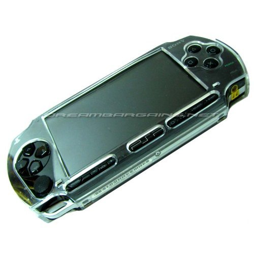 (DB Premium PSP Anti-shock Protective Crystal Sleeve - Clear)