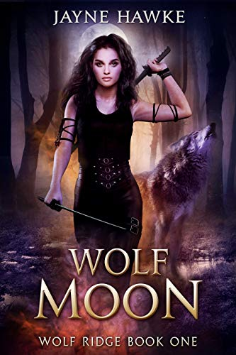 Pdf Thriller Wolf Moon (Wolf Ridge Book 1)