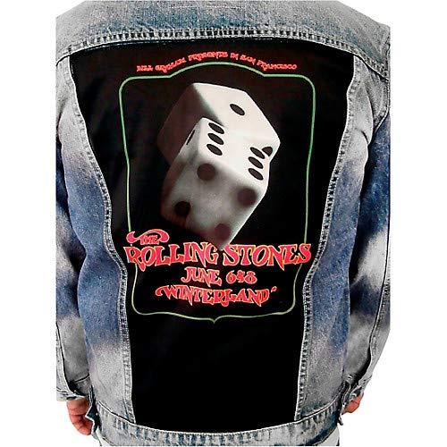Rolling Stones at Wonderland - Lucky Dice - Boys Denim Jacket