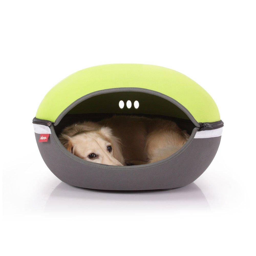 Apple Green Ibiyaya Little Arena Pet Bedding, Apple Green