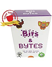 Bits & Bytes Coding Game for Kids | The Innovative Card Game and STEM Toy that Teaches Children the Fundamentals of Computer Coding ● Ages 4-9