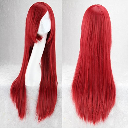 Girl' (Red Halloween Wigs)