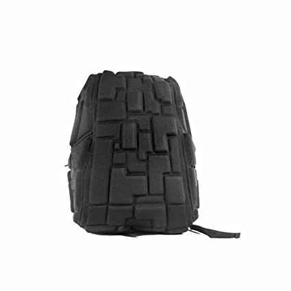 ac6021140e37 Essot Pu 35 Ltr Black Laptop Backpack  Amazon.in  Bags