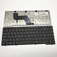 Sierra Blackmon Original New US Layout Notebook Keyboard for HP Elitebook 8440P 8440W Series with Pointer