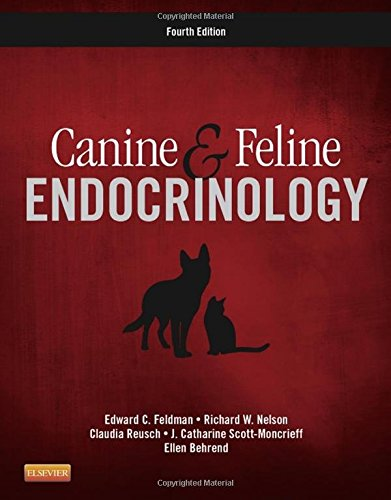 Canine and Feline Endocrinology, 4e