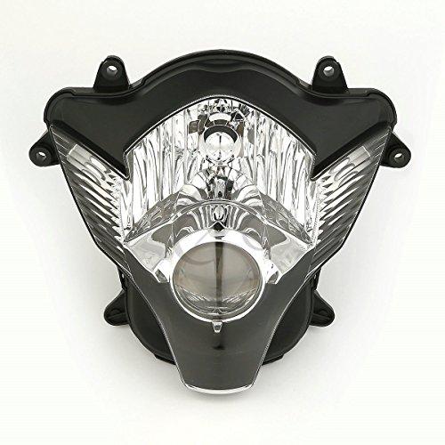 600 Lamp - XFMT MotorFront Headlight Head Light Lamp For Suzuki 2006-2007 GSXR 600 GSX-R750 2006 2007