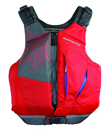 Stohlquist Youthescape PFD 50-90 lbs, Red
