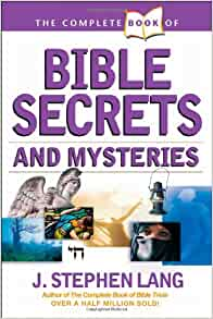 The Complete Book Of Bible Secrets And Mysteries J border=