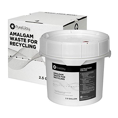 PureWay Amalgam Recycling Systems - 2.5 Gallons