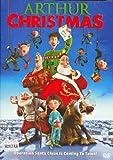 Arthur Christmas - Cartoon & Animation (DVD Zone 3)