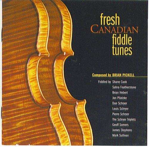 Fresh Canadian Fiddle Tunes
