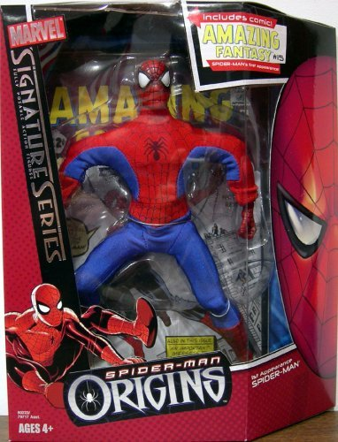 Spider-man Marvel Origins Signature Series