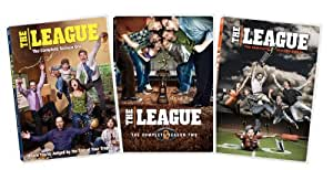 The League Seasons 1-3 Collection