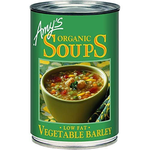 Amys Organic Soups Vegetable Barley product image