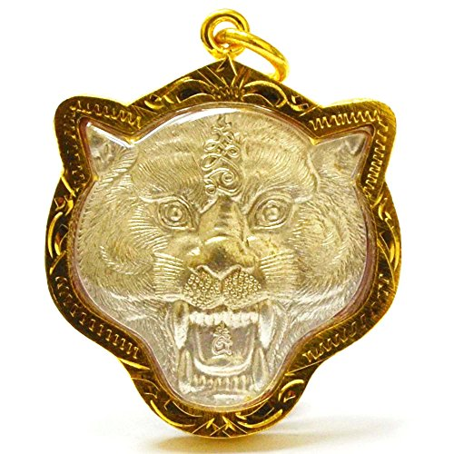 Easy Hobbes Costume (Muaythai Amulets Fighter Tiger Pendants Strong Life Protection Lp Pern)