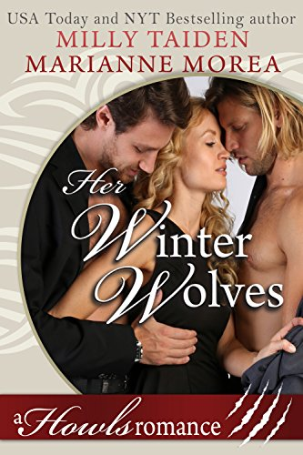 Her Winter Wolves: Howls Romance cover