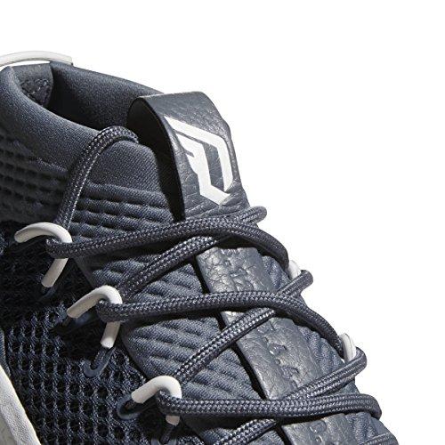 Adidas Dame 4 Schoen Basketbal Van Mensen Onix-wit