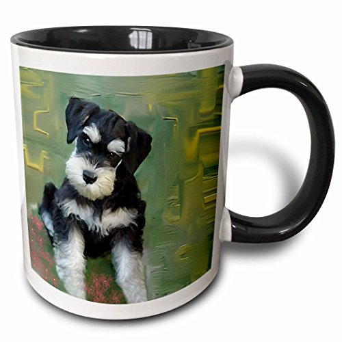 schnauzer coffee cup - 1