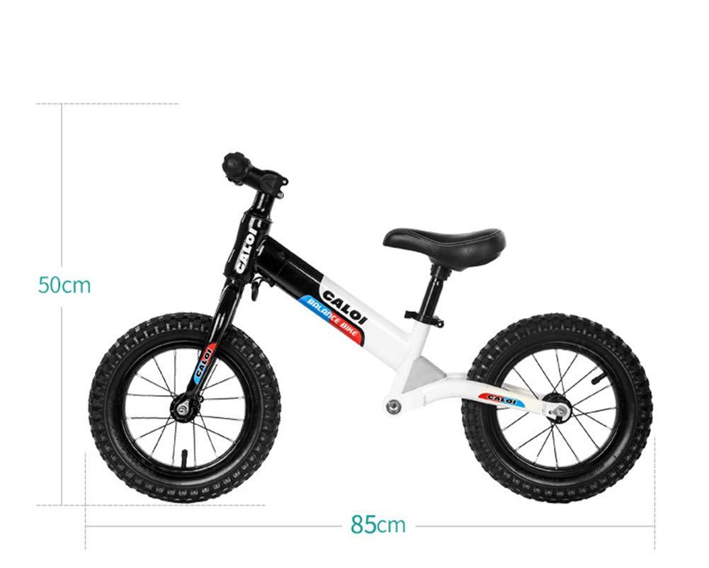 Biciclette Senza Pedali Della Assorbimento Degli Urti Urti Urti