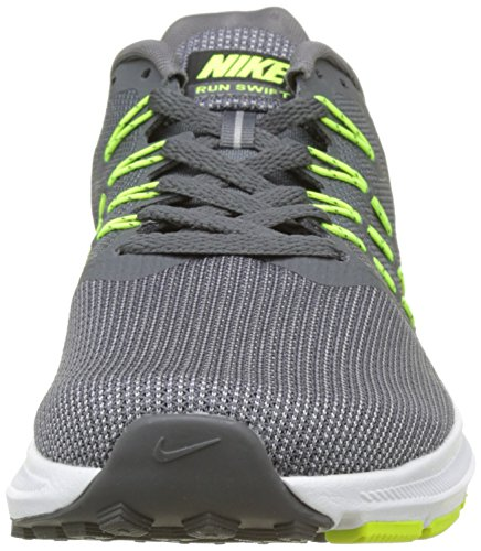 dark Grey Grey Running Cool Volt white Scarpe Grigio Nike vert da Black Run Swift Uomo q8x6Opw