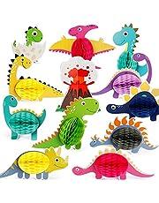 Mocoosy 12 STKS Party Supplies Honingraat Centerpieces voor Tafeldecoraties, Center Stuk Tafel Topper voor Kids Verjaardag Baby Douche Thema Party Decoraties