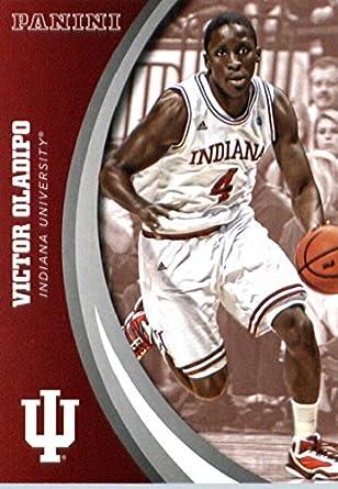 online retailer 05301 3f63e 2016 Panini Collegiate Team Set Card #46 Victor Oladipo Indiana University